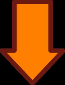 Orange Arrow Clip Art-Orange Arrow Clip Art-17