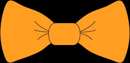 Orange Bow Tie-Orange Bow Tie-6