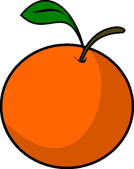 Orange Clip Art U0026middot; Orange Clip-Orange Clip Art u0026middot; orange clipart-11