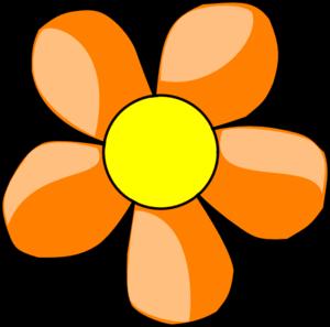 Orange Daisy Clip Art-Orange Daisy Clip Art-13
