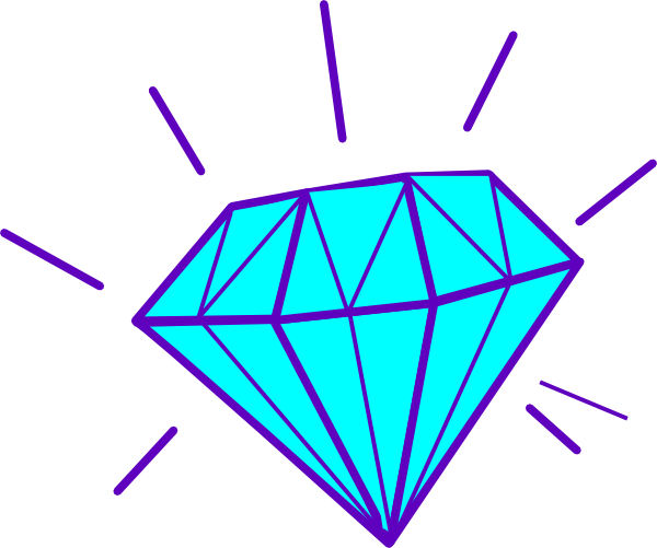 Orange Diamond Clipart-Orange diamond clipart-15