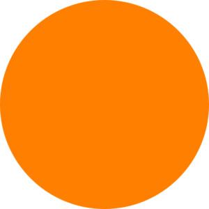 Orange Dot Clip Art-Orange Dot clip art-10