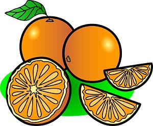 Oranges | Food Clip Art ..-Oranges | Food Clip Art ..-15