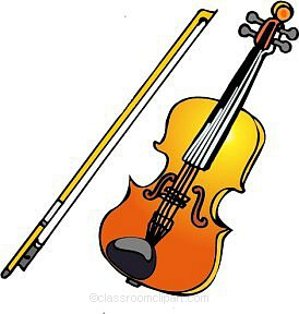 Orangutan Clipart u0026middot; Violin Clip Art