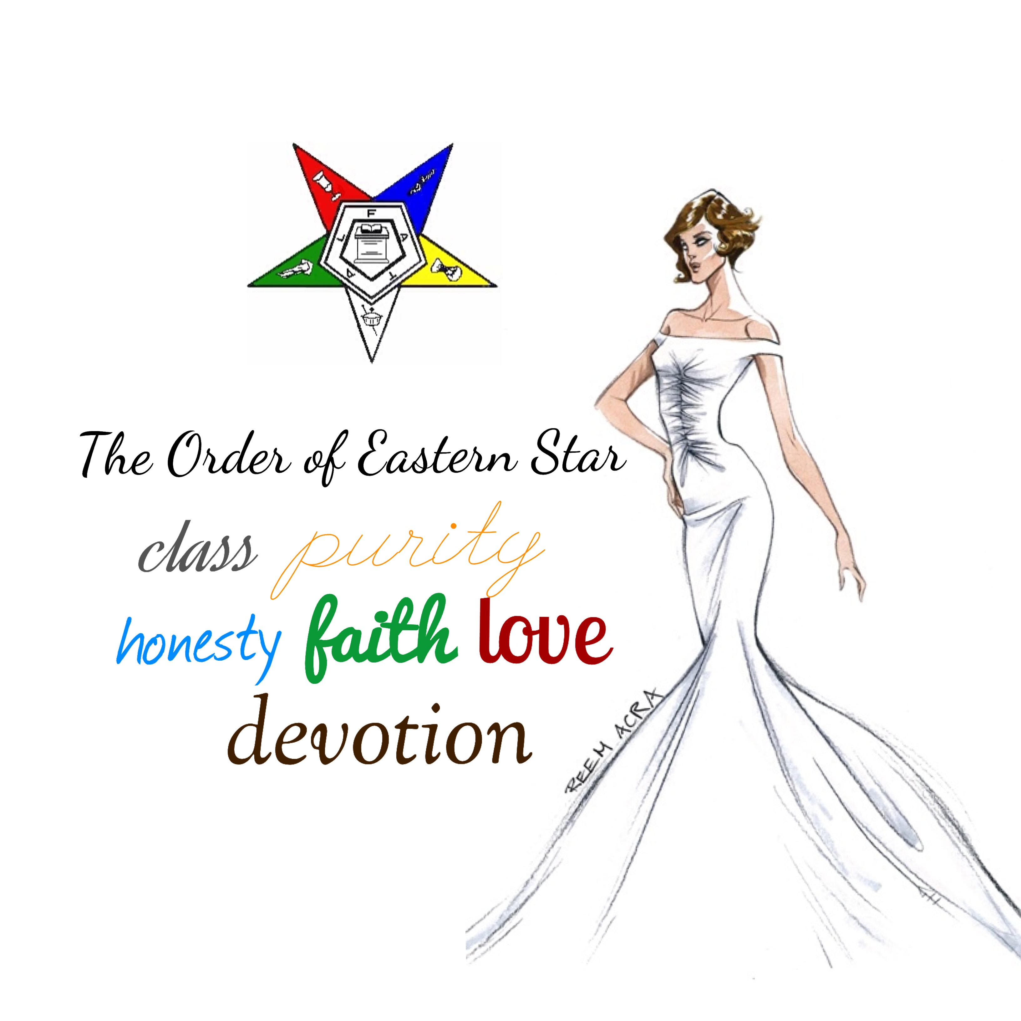Order Of Eastern Star Clip Art I Designe-Order of Eastern Star clip art I designed! | Sisterhood | Pinterest | The ou0026#39;jays, Fashion stores and Clip art-16