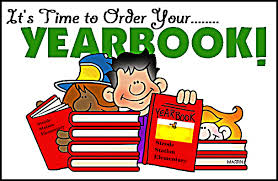 Order Your Yearbook Clipart. Pre-Order 2017 Year Book Now!