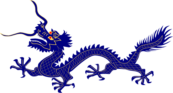 Oriental Dragon Clipart Pic 13-Oriental Dragon Clipart Pic 13-9