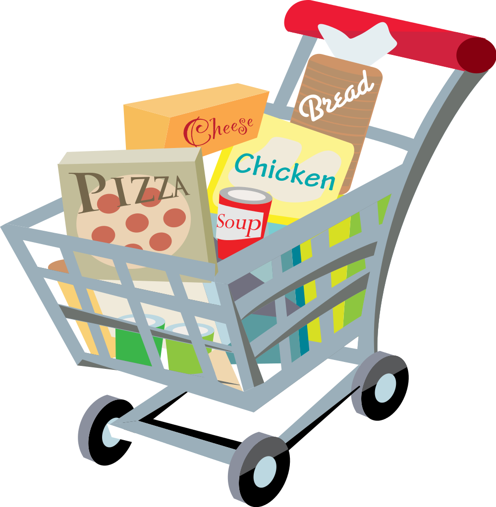 Original File Svg File Nomina - Shopping Cart Clipart