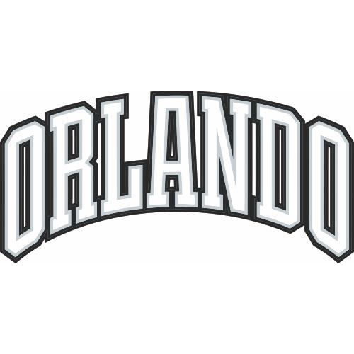 Orlando Magic Script Logo Iron On Sticke-Orlando Magic Script Logo Iron On Sticker-17