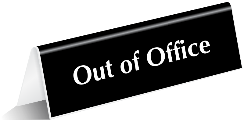 ... Out Of Office Clipart - Clipartall .-... Out Of Office Clipart - clipartall ...-6