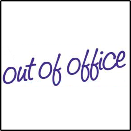 Out Of Office Clipart
