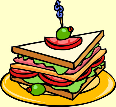 Out To Lunch Clipart