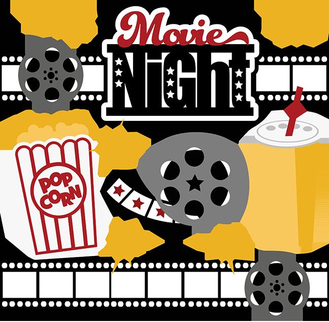 Outdoor movie clipart-Outdoor movie clipart-2