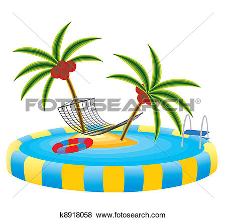 Outdoor Pool And Tropical Island-outdoor pool and tropical island-7