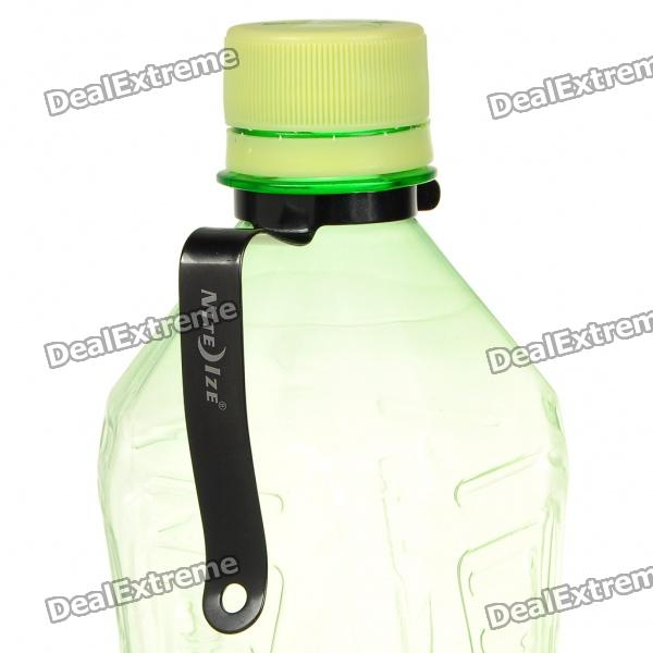 Outdoor Stainless Steel Hip Belt Clip Water/Drink Bottle Holder (12-Piece)