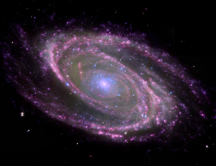 Purple galaxy. Clip art clipartlook