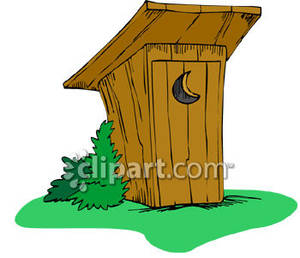 Outhouse Clipart #124-Outhouse Clipart #124-8