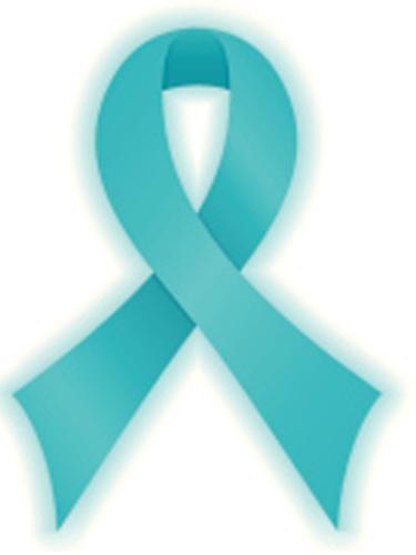 ... Ovarian Cancer Ribbon Clip Art ...-... Ovarian Cancer Ribbon Clip Art ...-10
