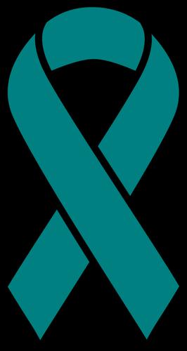 Ovarian Cancer Ribbon-Ovarian cancer Ribbon-13