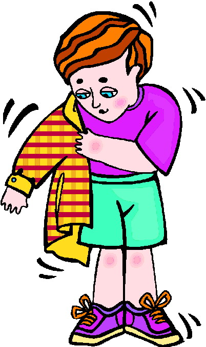 Over Dressed Clipart - Get Dressed Clipart