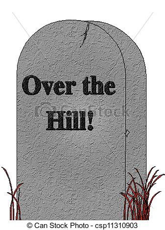 Over the Hill - csp11310903