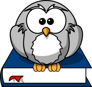 Owl Reading Clipart-owl reading clipart-2