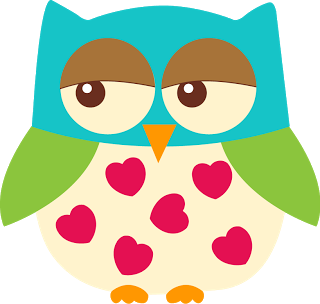 Owl Reading Clipart-owl reading clipart-4