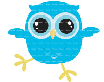 Owl Baby Clip Art Baby Owl Clipart Baby Owl