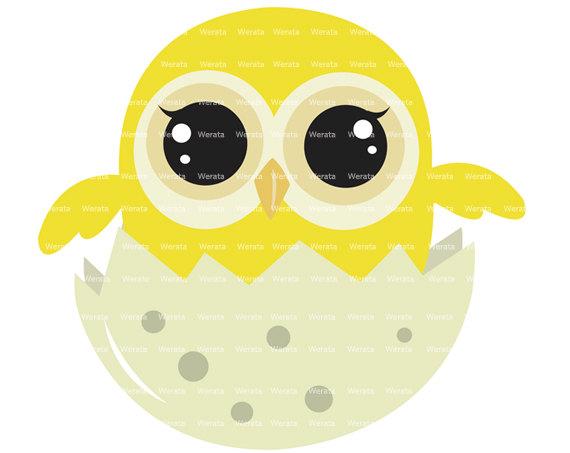 owl baby clip art - baby owl - Cute Owl Digital Clip Art - baby owl clipart - owl graphics - Personal and Commercial Use