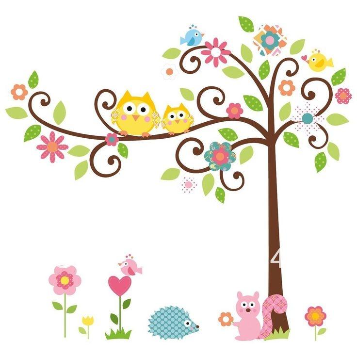 Owl Border Clipart - Clipart ... Animals: Modest Cute Owl ..