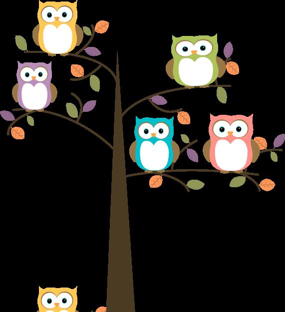 Owl Clip Art Border | Clipart Panda - Free Clipart Images