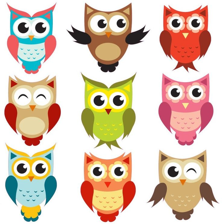 Owl Reading Clipart Clipart .