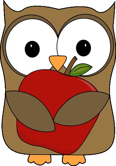 Owl with a Red Apple-Owl with a Red Apple-17