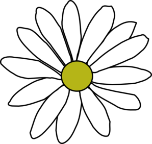Oxeye Daisy Clip Art-Oxeye Daisy Clip Art-17