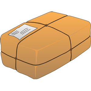 package clipart - Package Clip Art
