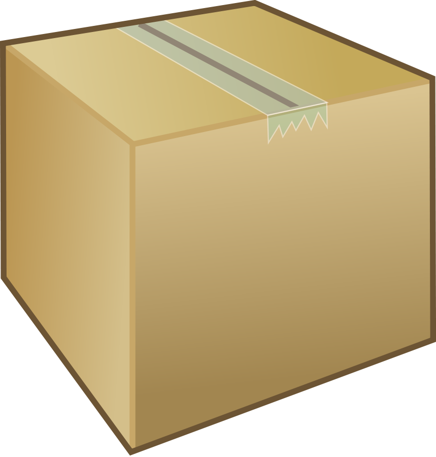 Package Clipart-Package Clipart-1