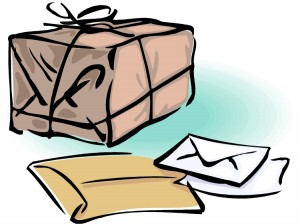 package-letter-clipart- .