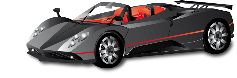 Pagani Transparent PNG Sticker