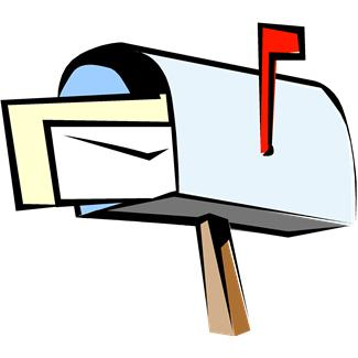 Mailbox post office worker cl