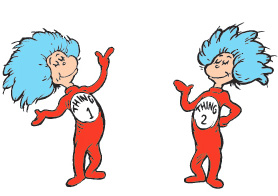 Pages Thing 1 And Thing 2 Clipart Panda -Pages Thing 1 And Thing 2 Clipart Panda Free Clipart Images-11