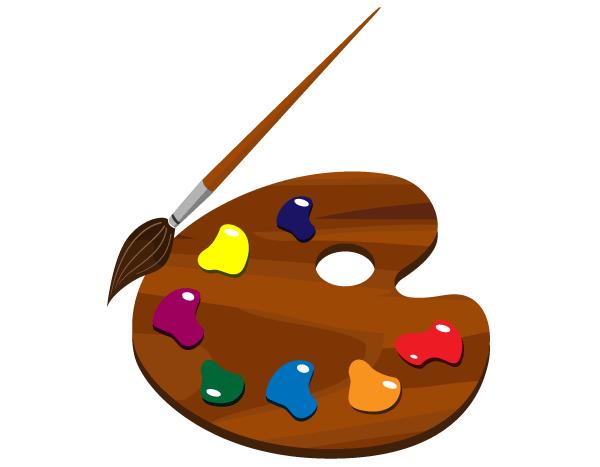 Paint Palette Clip Art Free