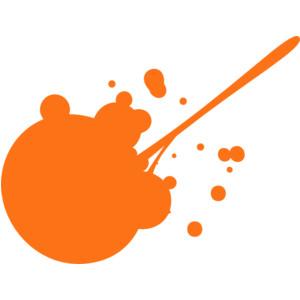 Paint splatters - Polyvore