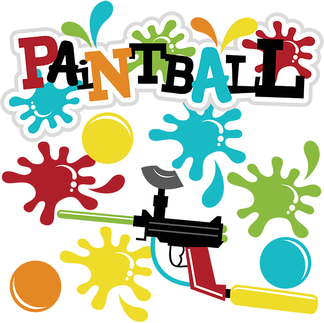 Paintball Clipart #1 - Paintball Clip Art