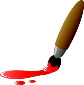 Paintbrush Clip Art-Paintbrush Clip Art-8