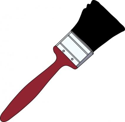 Paintbrush Clip Art-Paintbrush Clip Art-10