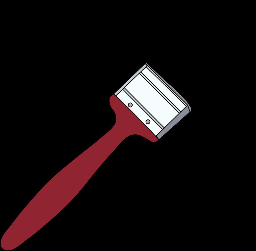 Paintbrush Clip Art-Paintbrush Clip Art-5