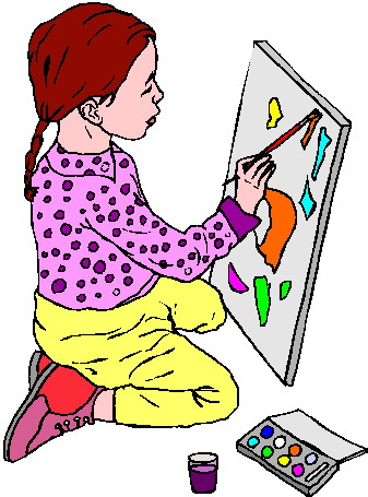 Painting Clipart-painting clipart-12