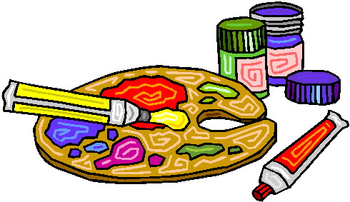 Painting Clip Art-Painting clip art-17