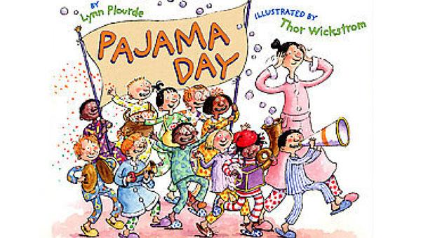 Pajama Day Clip Art-Pajama Day Clip Art-5