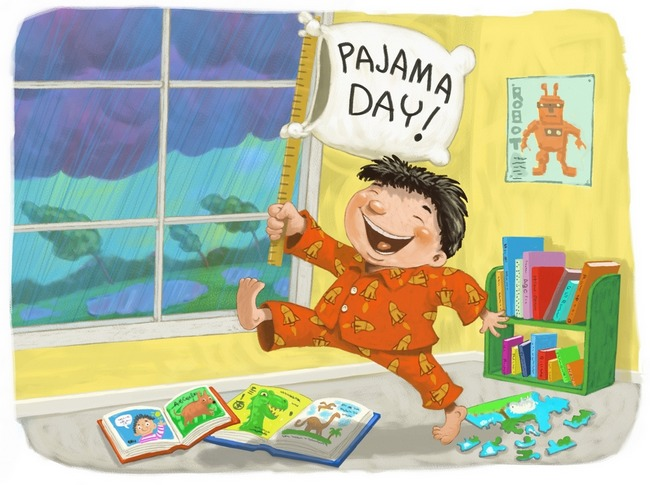 Pajama Day Clipart Images U0026amp; .-Pajama Day Clipart Images u0026amp; .-7